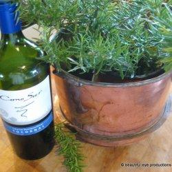 Braised Lamb Shanks with Rosemary recipe