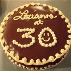 Happy Birthday Cake recipe