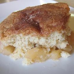 Apple Dumpling Cake recipe