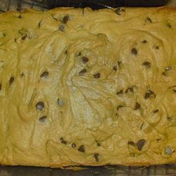 Chocolate Chip Cookie Bars recipe