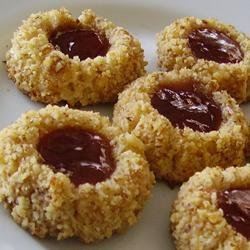 Thumbprint Cookies I recipe