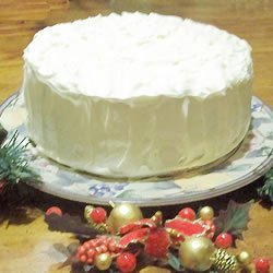White Chocolate Cake recipe