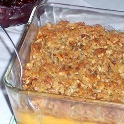 Sweet Potato Souffle I recipe