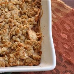 Apple Crisp I recipe