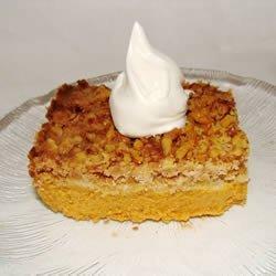 Pumpkin Pie Cake I recipe