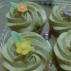 Green Tea Layer Cake recipe