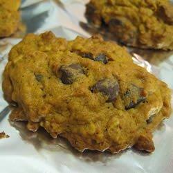 Pumpkin Cookies VI recipe