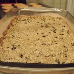 Oatmeal Raisin Cookies VII recipe