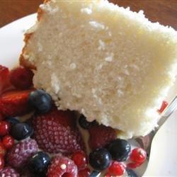 Angel Food Cake I recipe
