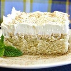 Snickerdoodle Cake I recipe