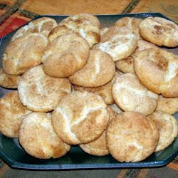 Snickerdoodles IV recipe