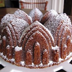 Barbara's Golden Pound Cake recipe