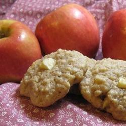 Apple Oatmeal Cookies I recipe