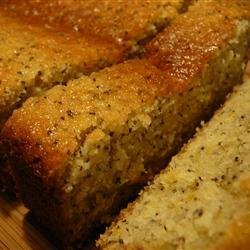 Lemon Poppy Seed Loaf recipe