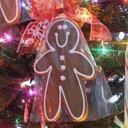 Storybook Gingerbread Men recipe