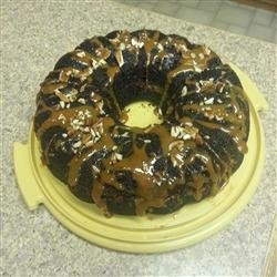Turtle Cake I recipe