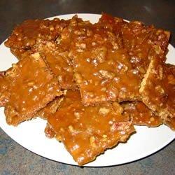 Pecan Praline Cookies recipe