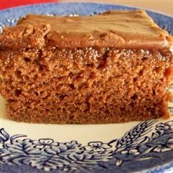 Texas Sheet Cake I recipe