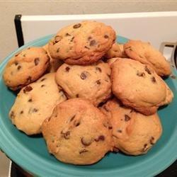 Chocolate Chip Cookies II recipe