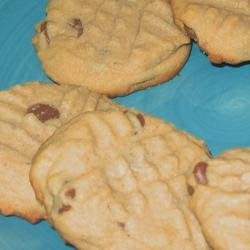 Peanut Butter Chocolate Chip Cookies II recipe