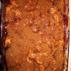 Peach Berry Cobbler recipe
