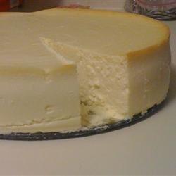Eric's Best New York Style Cheesecake recipe
