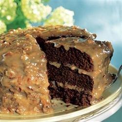 German Chocolate Cake Frosting recipe