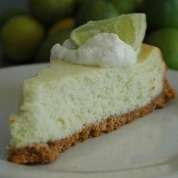 Key Lime Cheesecake II recipe