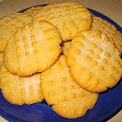 Peanut Butter Cookies VII recipe