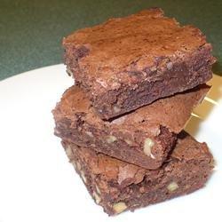 Linda's Awesome Brownies recipe