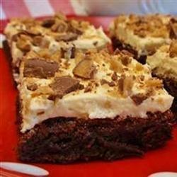 Irish Cream Brownies recipe
