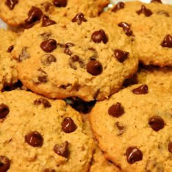 Ally's Chocolate Chip Cookies recipe