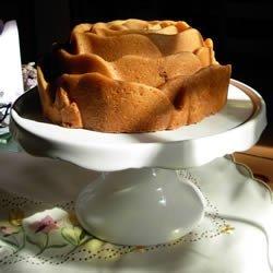Brown Sugar Pound Cake I recipe