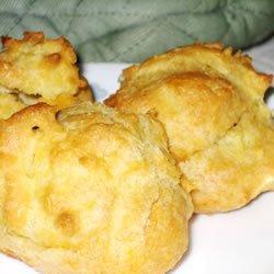 Cream Puff Shells recipe