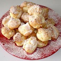 Cream Puffs I recipe
