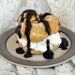 Cream Puffs II recipe