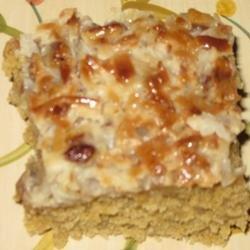 Oatmeal Cake I recipe