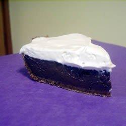 Easy Chocolate Tofu Pie recipe