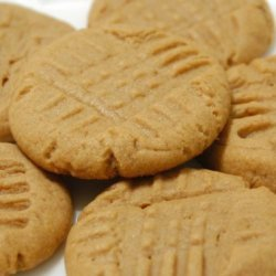 Peanut Butter Cookies II recipe
