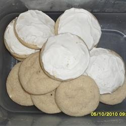 Sugar Cookies IX recipe