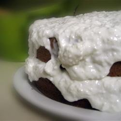 Coconut Sour Cream Cake recipe