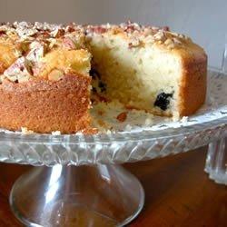 Dried Cherry Cake recipe