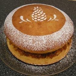Pineapple Mojo Cake recipe