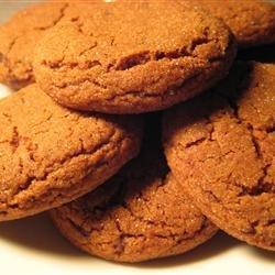 Molasses Sugar Cookies I recipe