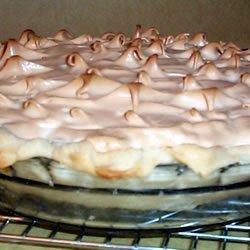 Banana Cream Pie V recipe