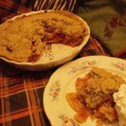 Cranberry Apple Pie I recipe