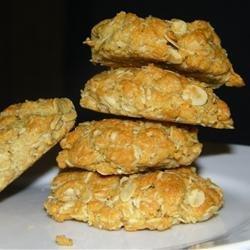Anzac Biscuits I recipe