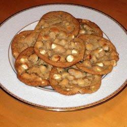 White Chocolate Chunk Cookies recipe