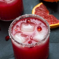 Pomegranate Cocktail recipe