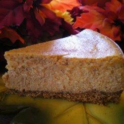 The Cheesecake Factory Pumpkin Cheesecake recipe